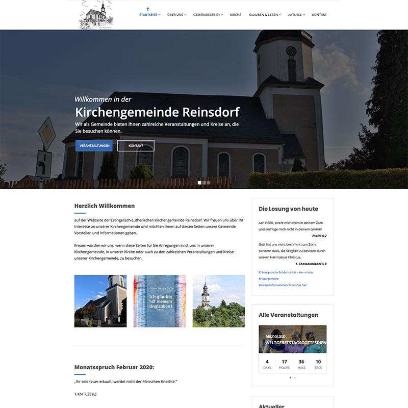 Kirchengemeinde Reinsdorf