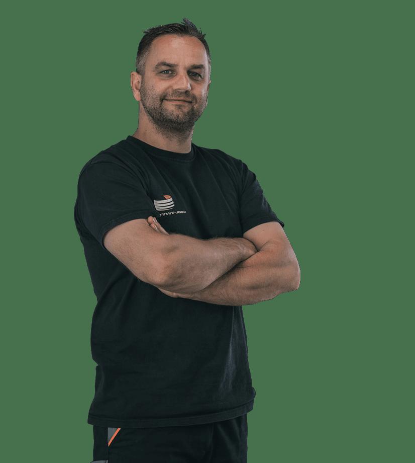 Andreas Demmrich von Cool-Tints und Lackschutzzentrum Sachsen